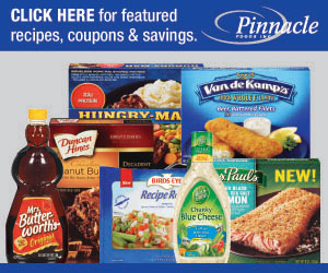 pinnacle foods military shoppers